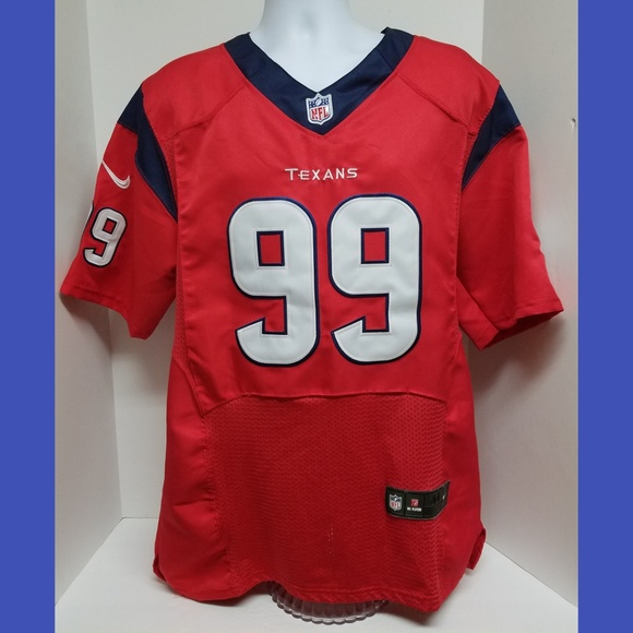 hot sale online 88ffe 13de2 JJ Watt #99 Texans Nike Jersey Mens Size 44